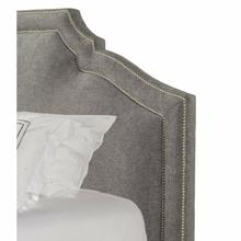 CASEY - SHIMMER Queen Headboard 5/0 (Grey)