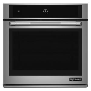 """Jenn-AirPro-Style® 30"""" Single Wall Oven with MultiMode® Convection System Pro Style Stainless"""