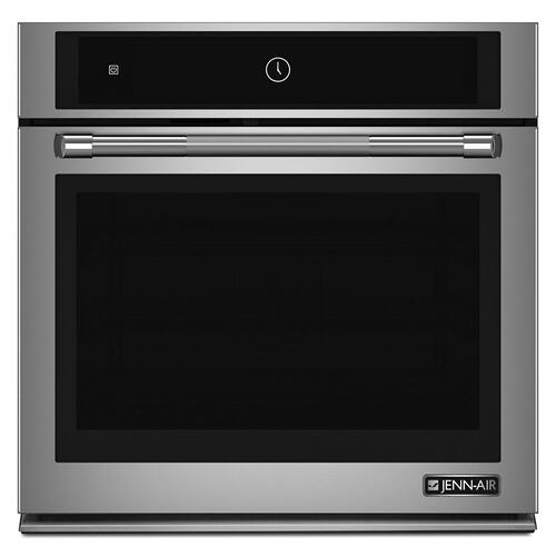 """JennAir - Pro-Style® 30"""" Single Wall Oven with MultiMode® Convection System Pro Style Stainless"""