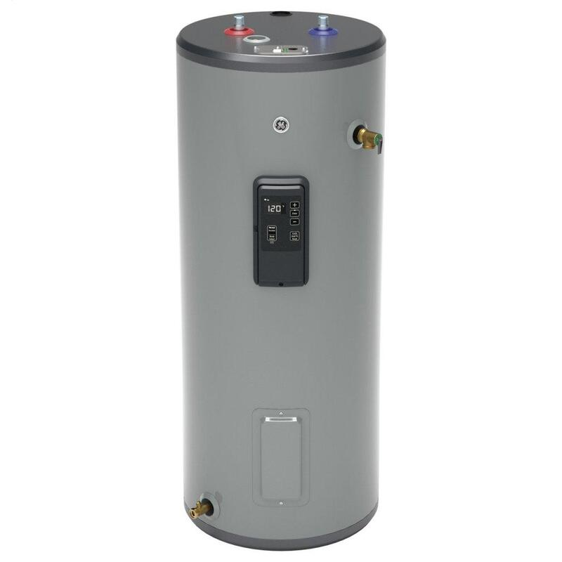 GE® Smart 30 Gallon Tall Electric Water Heater
