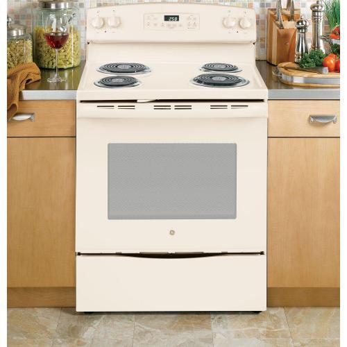 "GE Appliances - GE® 30"" Free-Standing Self-Clean Electric Range"