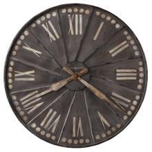 View Product - Howard Miller Stockard Oversized Metal Wall Clock 625630