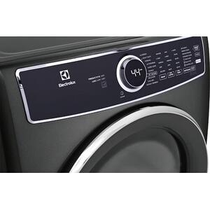 Electrolux - Front Load Perfect Steam™ Electric Dryer with Predictive Dry™ and Instant Refresh - 8.0 Cu. Ft.