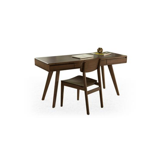 Currant Writing Desk, Black Walnut