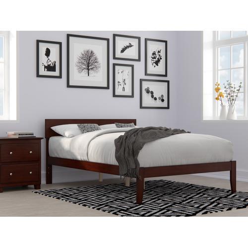 Atlantic Furniture - Boston Full Bed in Walnut