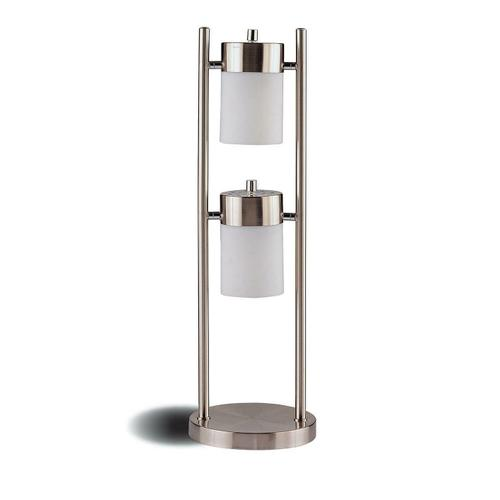 Casual Silver Lamp