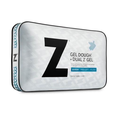 Gel Dough® + Dual Z Gel Queen High Loft