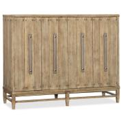 Living Room Urban Elevation Four-Door Credenza Product Image