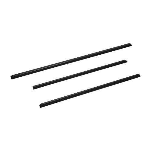 KitchenAid - Slide-In Range Trim Kit, Black - Other