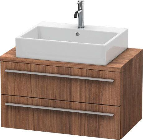 Duravit - Vanity Unit For Console Compact, Natural Walnut (decor)