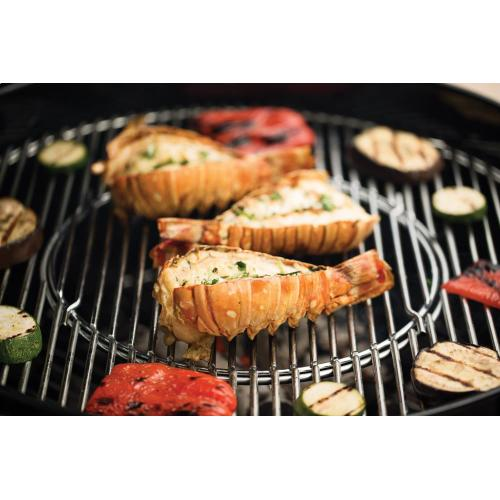 Weber - MASTER-TOUCH® CHARCOAL GRILL - 22 INCH BLACK