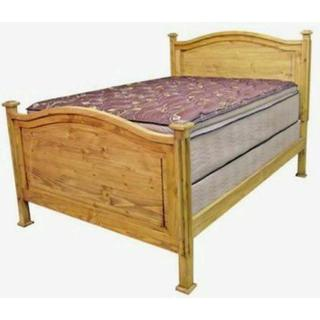 See Details - Queen Budget Bed