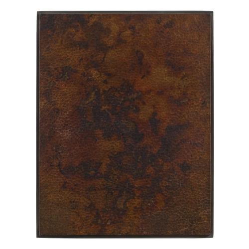 Living Room Accent Table/Work Surface (copper)