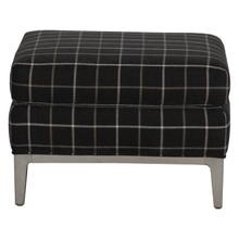 View Product - Rosewood Ottoman
