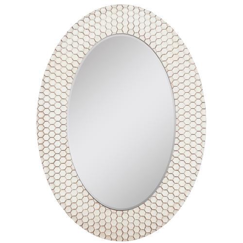 Product Image - Honeycomb Cell Mirror