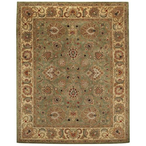 Mumtaz-Agra Pistachio Hand Tufted Rugs