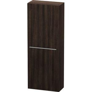 Semi-tall Cabinet, Chestnut Dark (decor)