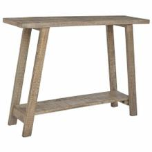See Details - Volsa Console Table in Reclaimed