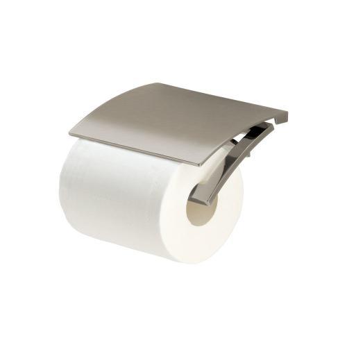 G-Series Square Paper Holder - Brushed Nickel