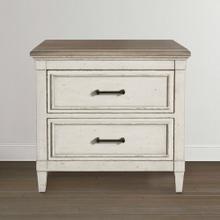 Product Image - Bella Wood Top Nightstand