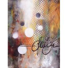 See Details - Modrest ADC3516 - Abstract Oil Painting