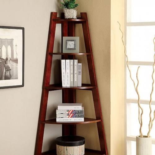 Furniture of America - Lyss Ladder Shelf