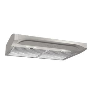 BroanBroan® Elite 36-Inch Convertible Under-Cabinet Range Hood, Stainless Steel