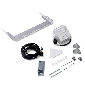 "Electric Accessory With Three Plugs and A Switch for Use In 14"" H X 21"" D V14 and Adorn Vanities Product Image"
