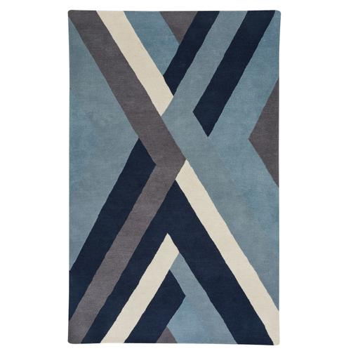 Intersection Slate Hand Tufted Rugs