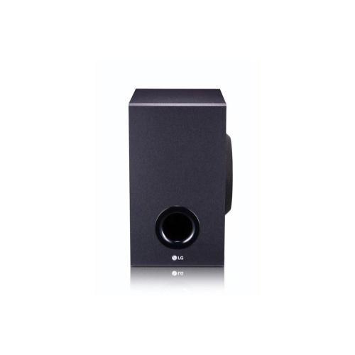 LG - LG SJ2 160W 2.1 Channel Sound Bar with Bluetooth® Connectivity