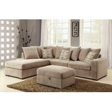 See Details - Olson Reversible Sectional With Chaise