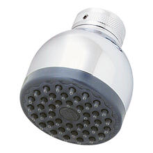 Polished Chrome Bell Showerhead