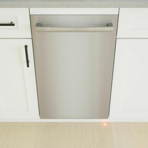 800 Series Dishwasher 17 3/4'' Stainless steel SPX68B55UC