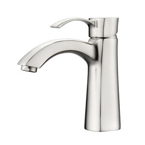 Elyria Single Handle Lavatory Faucet - Brushed Nickel Product Image
