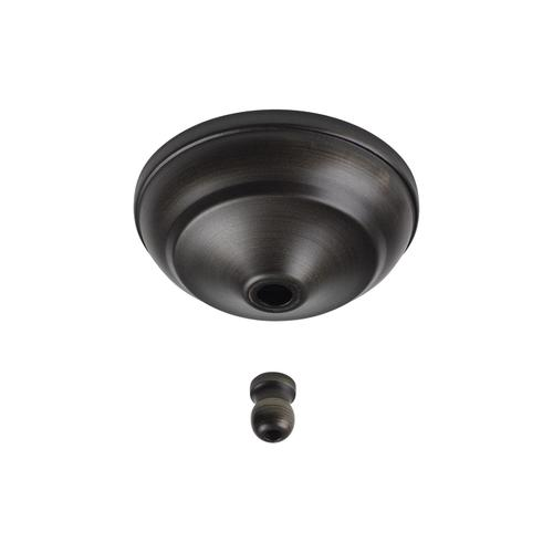 Remote Control Bowl Cap - Aged Pewter