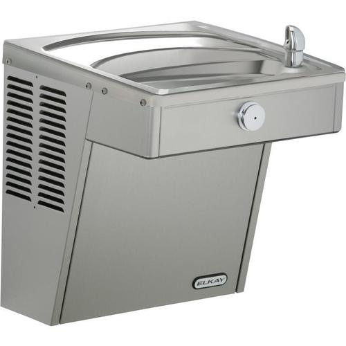 Elkay Cooler Wall Mount ADA Frost Resistant Vandal-Resistant, Non-Filtered 8 GPH Stainless