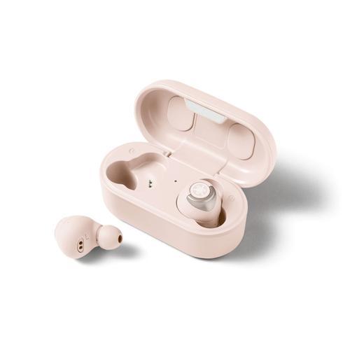 TW-E5A White True Wireless Earbuds