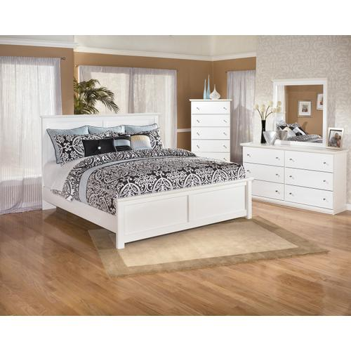 Bostwick King Bedframe