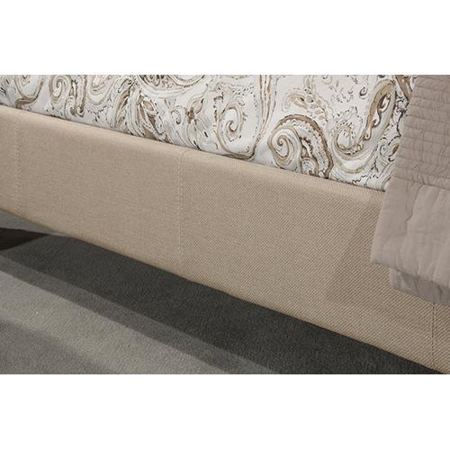 Gallery - Universal Fabric Side Rail - King - Buckwheat