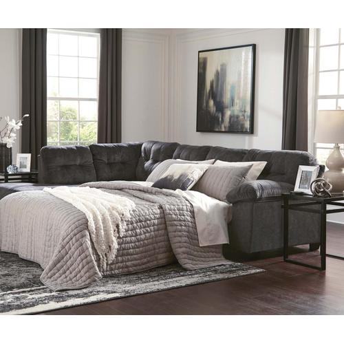Accrington Sleeper Sectional Left