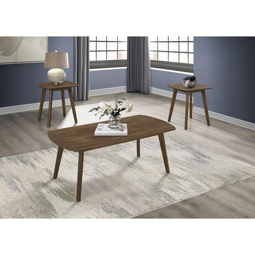 Homelegance - 3-Piece Pack Occasional Set