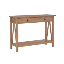 See Details - Titian Console Table Driftwood