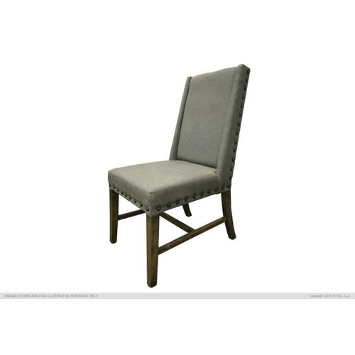Upholstered Chair w/Fabric