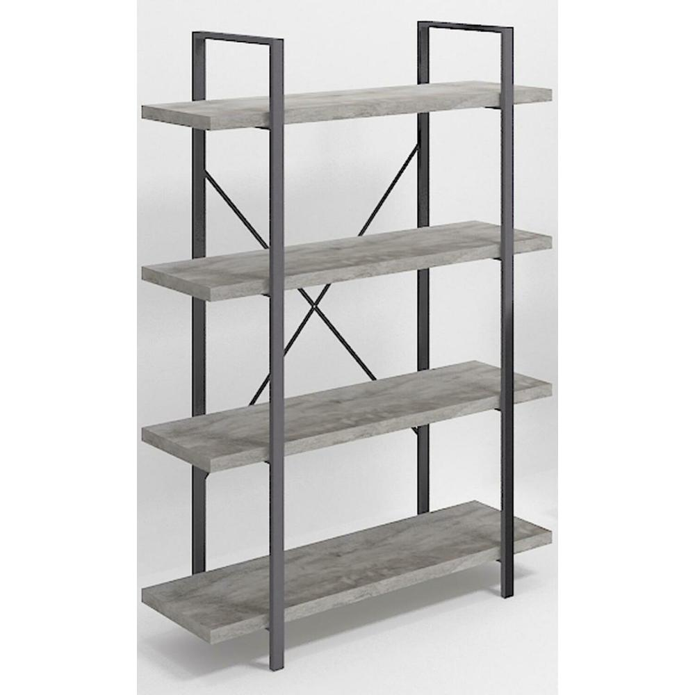 4-shelf Bookcase