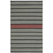 Dokka Stripe Kettle Blush - Rectangle - 5' x 8'