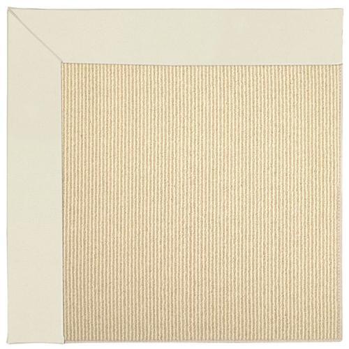 "Creative Concepts-Beach Sisal Canvas Ivory - Rectangle - 24"" x 36"""