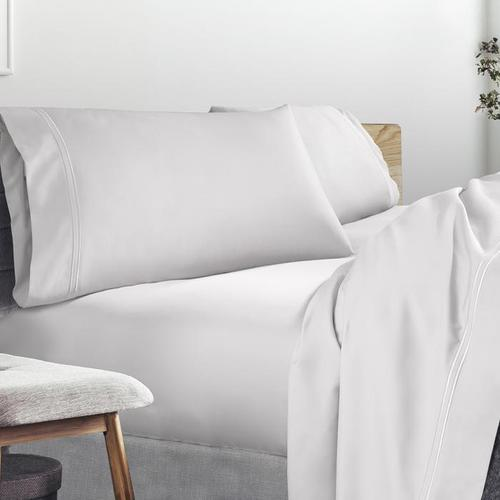 Refreshing Tencel Sheet Set - White / King