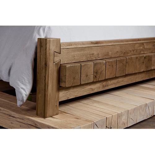 Gallery - King Poster Bed with 6x6 FB
