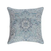 Monica Pillow Cover Blue