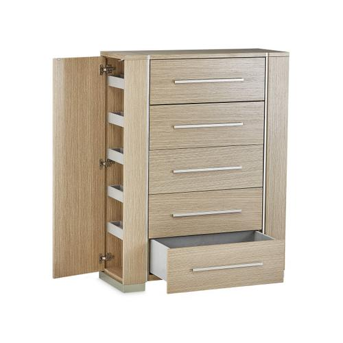 5 Drawer Vertical Storage Cabinets-chest of Drawers